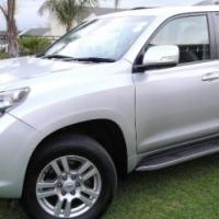 2010 Toyota Prado 4.0 Petrol VX