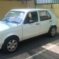 Great Deal on VW Golf Mk1