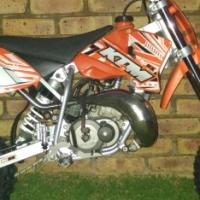 KTM SX 50 Pro Senior 2006