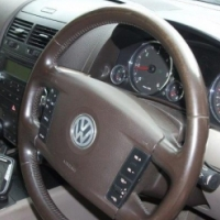 2007 VW Touareg 3.0 TDI Tiptronic in excellent condition for sale