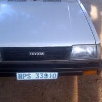 Toyota Corolla 1.3 RWD
