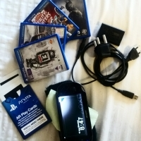 Playstation Vita Mega Bundle