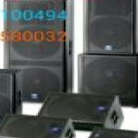 SOUND HIRE at reasonable price
