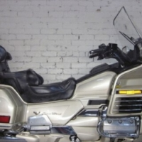 1997 Honda Goldwing GL1500 The Ultimate Tourer