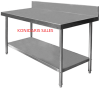 STAINLESS STEEL TABLES FROM R995.00