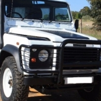 2008 Land Rover Defender 110 TDI 300 CSW