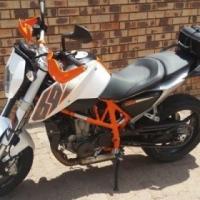 2012 KTM Duke 690