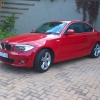 2011 BMW 120d 1-Series Coupe
