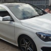 2014 Mercedes-Benz CLA-Class Sedan