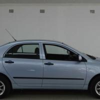Year 2007 Toyota Corolla 140i Facelift II