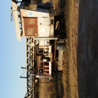 atlas copco dm30 drill rig