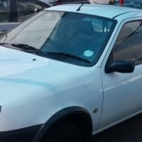 2011 Ford Bantam LX 1.3 Single Cab