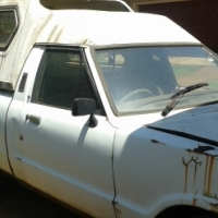 ford cortina 3.0L bakkie
