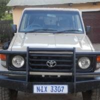 2004 Toyota Land Cruiser Double Cab