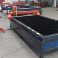 CNC Plasma Machine - Full Workshop Model