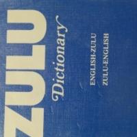 [Scholar's Zulu Dictionary: English-Zulu & Zulu-English FOR SALE + free delivery