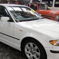 2004 BMW 320D AUTOMATIC R69,500.00