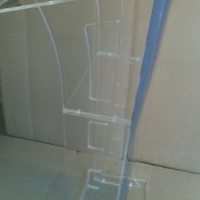 Custom Made Acrylic(Perspex) Podiums