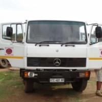 Watertrucks for Hire 10 000L - 16 000L