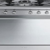 Smeg full gas freestanding stoves