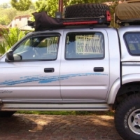 1999 Toyota Hilux D/Cab 4x4 Fully Equiped