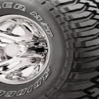 Bridgestone Mud Terrain Tyres