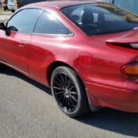 MX6 Mazda Coupe.Push Button Ignition,self closing Windows,Push Button performance