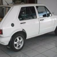 VW Citi Golf Chicco 1.4