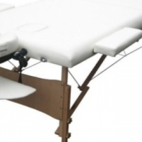 Premium Portable Massage Bed with accessories and Free Bag