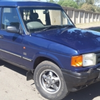 Land Rover Discovery 1  300 TDI Diesel