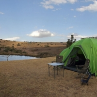CAMPMASTER CAMP DOME 600. 6 SLEEPER BRAND NEW DEMO TENT.