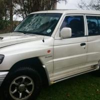 98 Pajero 2.8 TD for sale (neg)