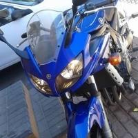 Yamaha fz1 1000 year  2005