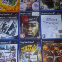 PlayStation 2 Games (Originals)