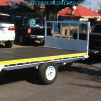 ##### FLATBED TRAILERS #####