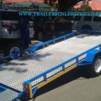 SIMPLY THE BEST CAR TRAILERS.
