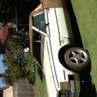 Cadillac Seville pickup
