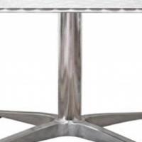 Aluminium Square  tables