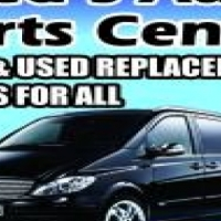 NEW & USED REPLACEMENT PARTS FOR ALL MERCS