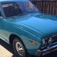 1973 Datsun 260C Classic Beauty
