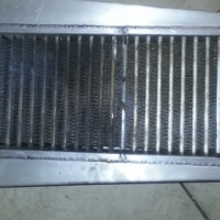 Honda Prelude 5th gen intercooler