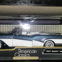 Premium Die - cast collection 57' Buick