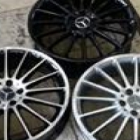 "ALL MERC OWNERS!!!! 19"" MERC C63 MAGS & TYRES ON MASSIVE CHRISTMAS SPECIAL"