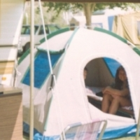 Canvas Bow / Dome Tent