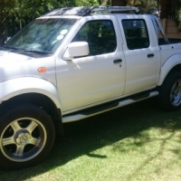 2003 Nissan Harbody 2.4 for sale