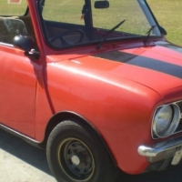 Leyland Mini Clubman 1275E Hatchback - FOR SALE