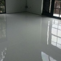 Need A New Floor For Office Or Home !Why Wait Call Us Today : epoxy best solution for your floor