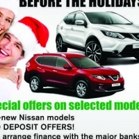 DRIVE YOUR DREAM CAR THIS FESTIVE SEASON!!!