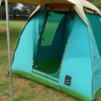OUT & ABOUT HENNIE BOW IGLOO FAMILY TENT