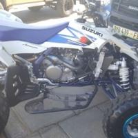 Suzuki Qaud Bike